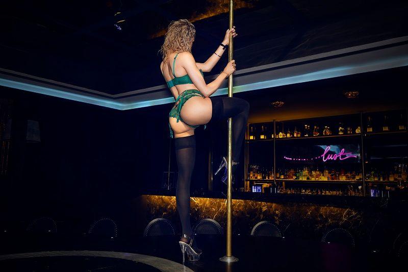 APRIL 2 - Strip Club Canberra