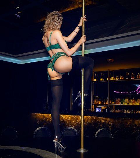 APRIL - Stripper Canberra - Profile Pic