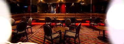 Wanderlust Gentlemen's Club Canberra Venue